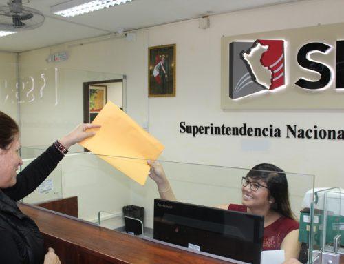 INDECOPI felicita a la SBN por eliminar barreras burocráticas