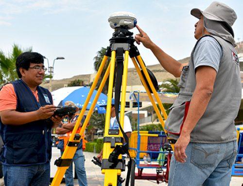 SBN inicia actividades para optimizar el monitoreo espacial de los bienes del Estado