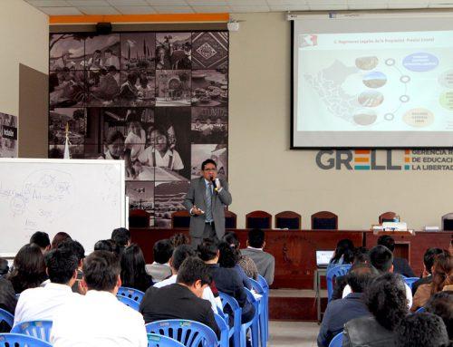 SBN dictará curso gratuito sobre gestión de bienes del estado en Chachapoyas